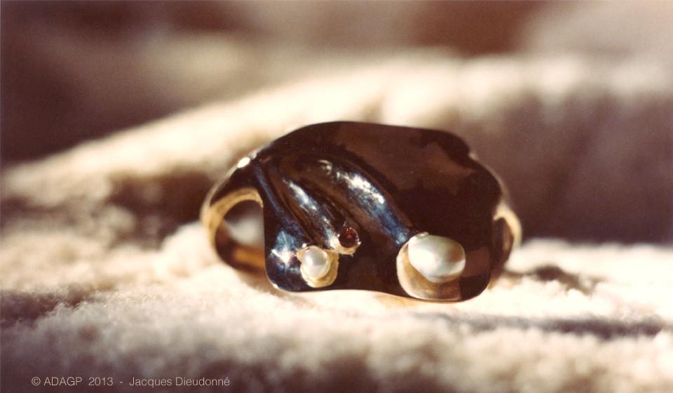 Bracelet or jaune 18K – Pièce unique