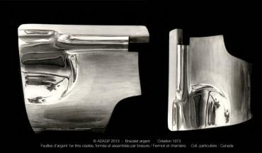 Bracelet – Diplôme EADS – 1972